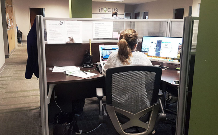The Life of an iFocus Intern (in GIFs)