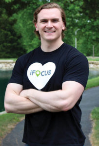 Headshot of Brandon Davis, one of iFocus Marketing's SEO Specialists