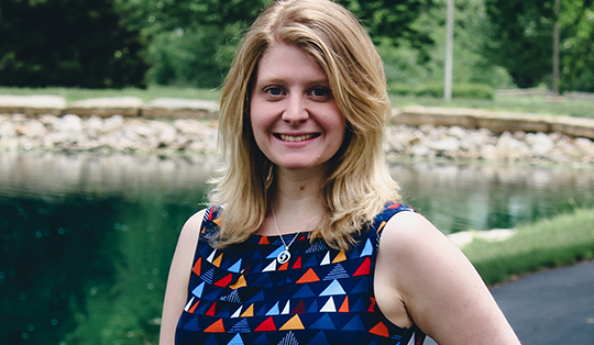 Meet our Creative Director, Jessica!
