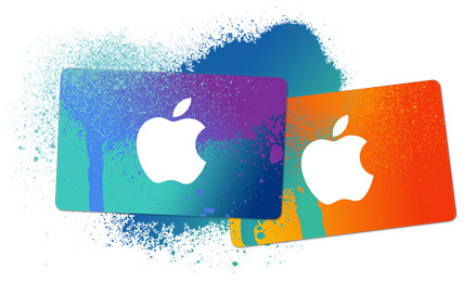 Vivid Color Apple